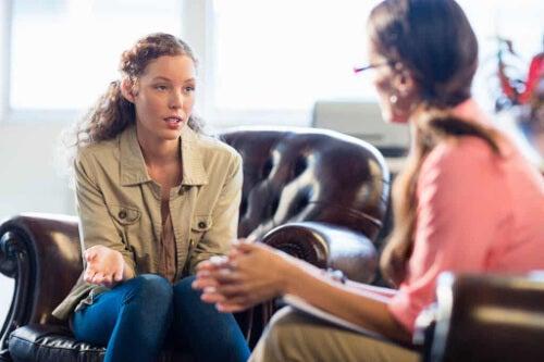Rozmowa dwóch kobiet