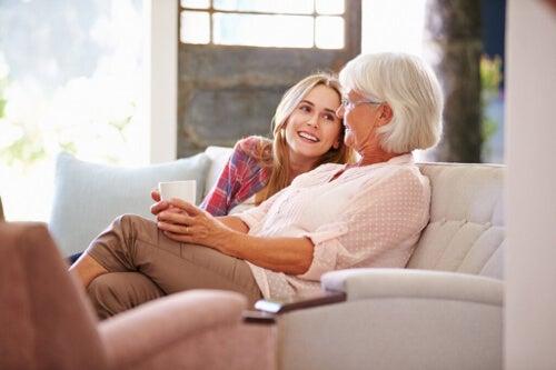 Psychologia babci - wartość powiedzeń