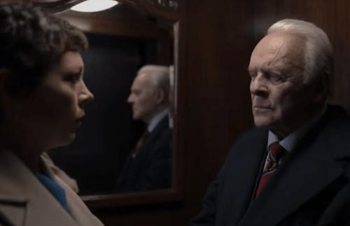 Film Ojciec, poruszająca historia o chorobie Alzheimera