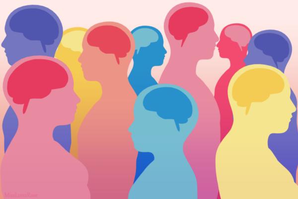 Kolory - według nauki są powiązane z wzorcami emocjonalnymi