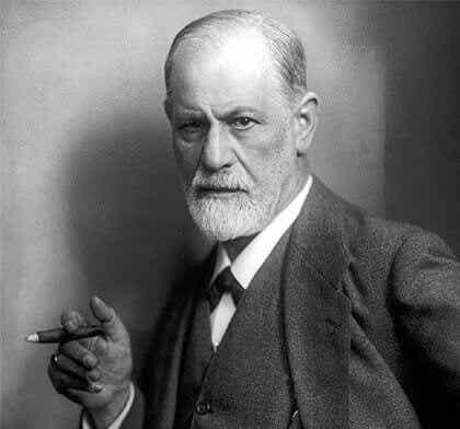 Freud z cygarem