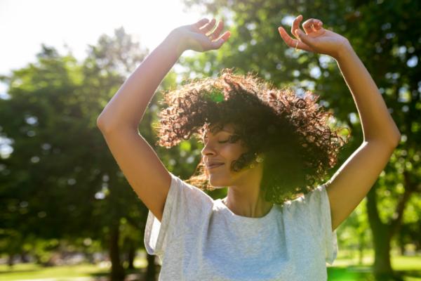 Cztery działania artystyczne pomagające złagodzić stres