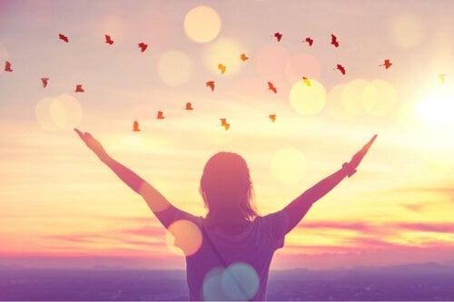Zdanie dające nadzieję w życiu i miłości - 83 najlepsze propozycje