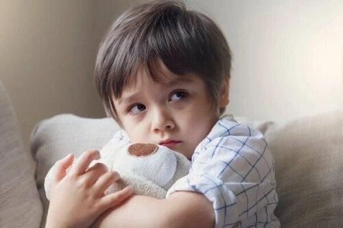Zespół lęku uogólnionego u dzieci