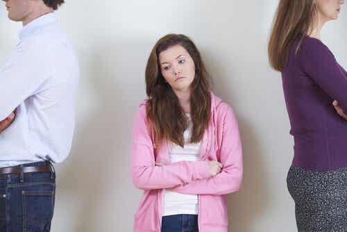 Rodzice obrażeni na córkę - lęk przed rozczarowaniem rodziców