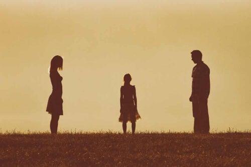 Rozbita rodzina