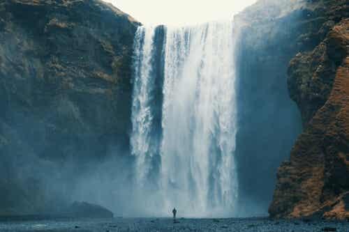Efekt wodospadu lub dobre i złe passy